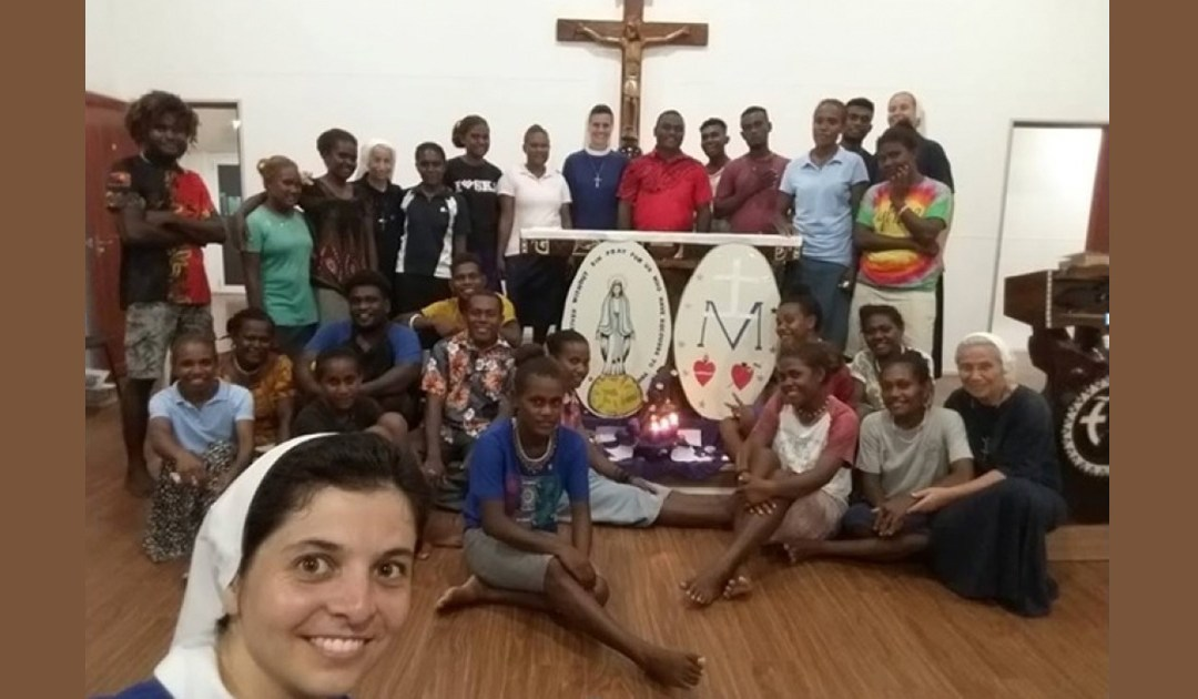 Vincentian Marian Youth Group Extends its Membership in Solomon Islands With The Formation of Two New Groups
