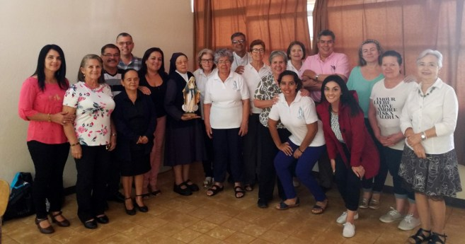 Two Important Events for the Vincentian Family in Costa Rica