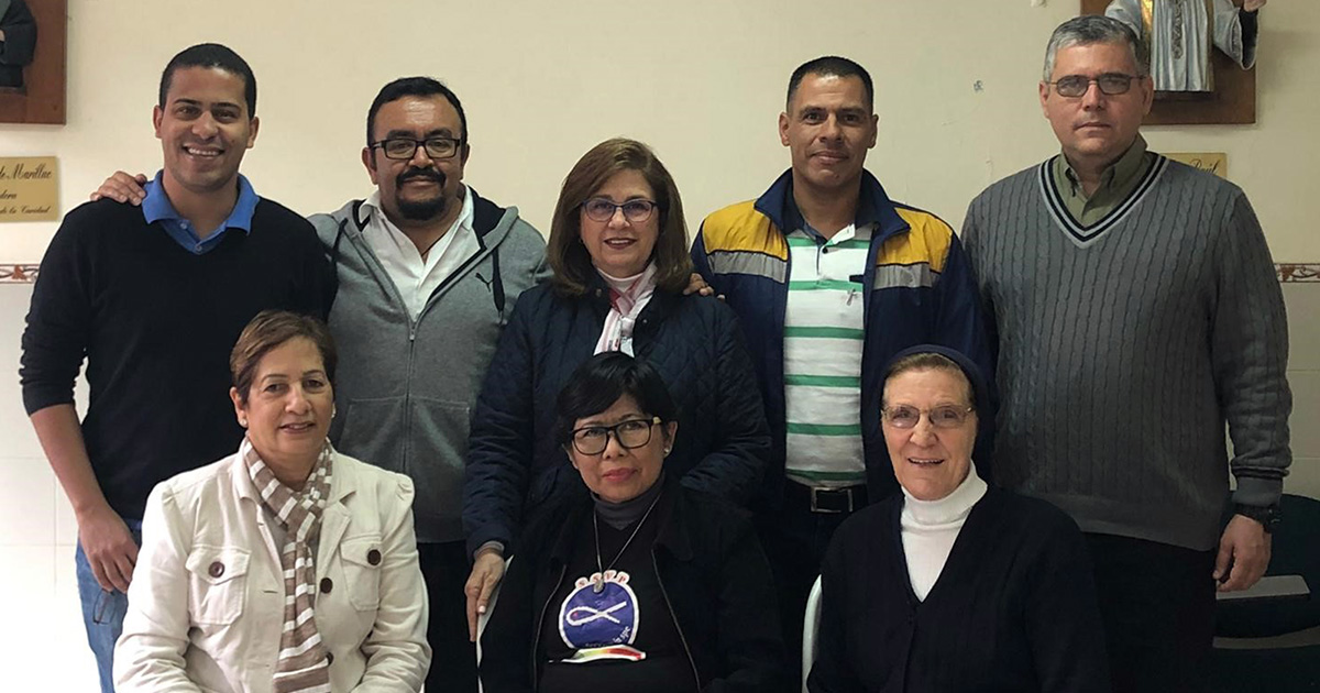 Presentation of the Vincentian Family Council of Latin America (FAVILA)