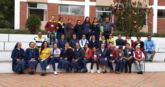 New National Council of the Vincentian Family in Ecuador