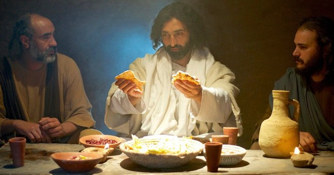 Recognizing Jesus in the Breaking of Bread … Today