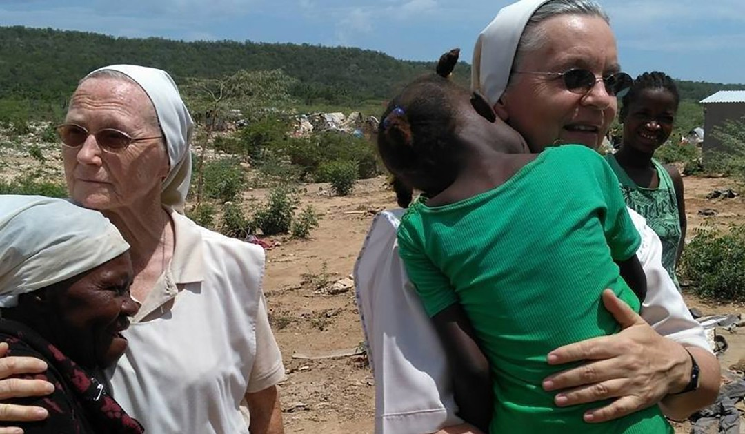 The Silent Work of the Daughters of Charity in Haiti