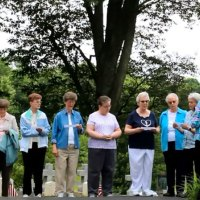 Sisters of Charity of Cincinnati Dedicate Memorial for Founders' Circle