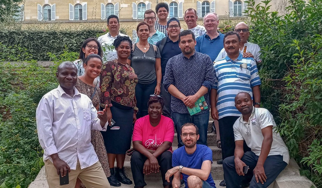 The Vincentian Family Homeless Alliance Volunteer Ambassadors Come Together for the First Time