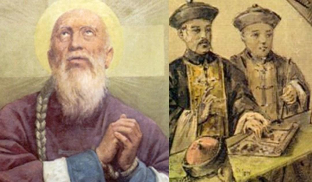 St. Francis Regis Clet, C.M. (July 9)