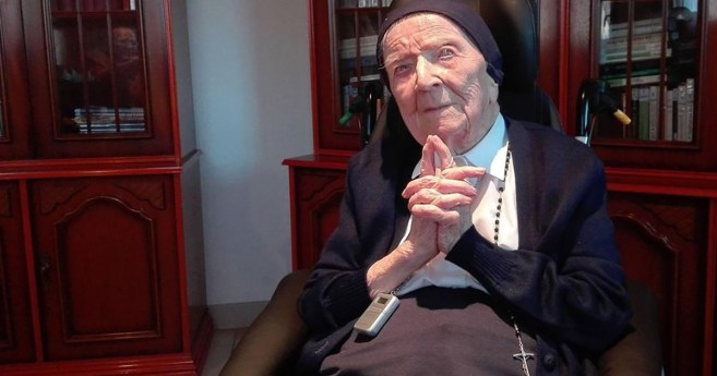 Sister André, DC: the Oldest Person in Europe, Second Oldest Worldwide, the Oldest Religious