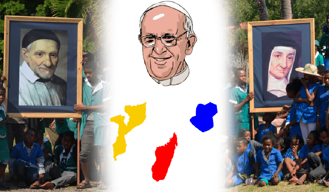 Apostolic Journey of his Holiness Pope Francis to Mozambique, Madagascar and Mauritius