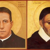 When Vincentian and Jesuit Saints Meet