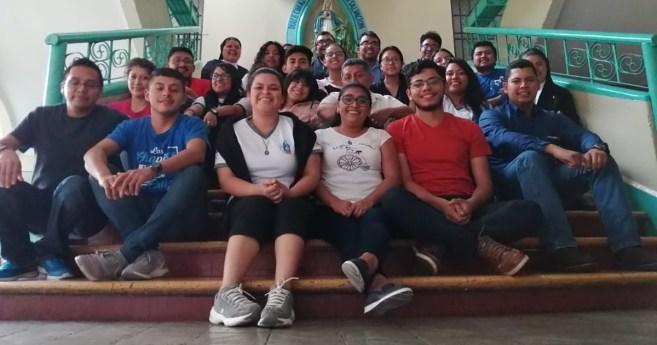 Extraordinary Assembly of VMY Guatemala