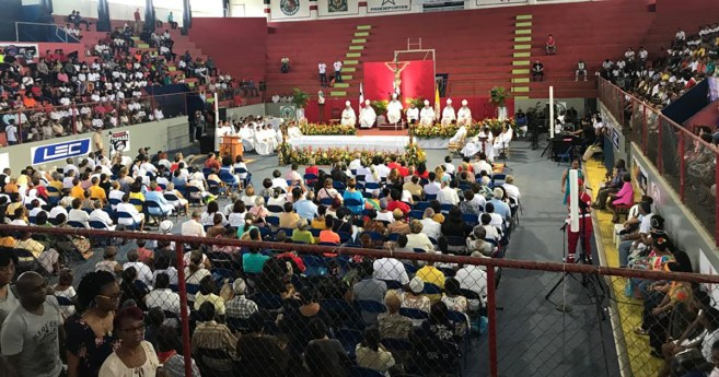 Promotion of the Vincentian Charism in Panama