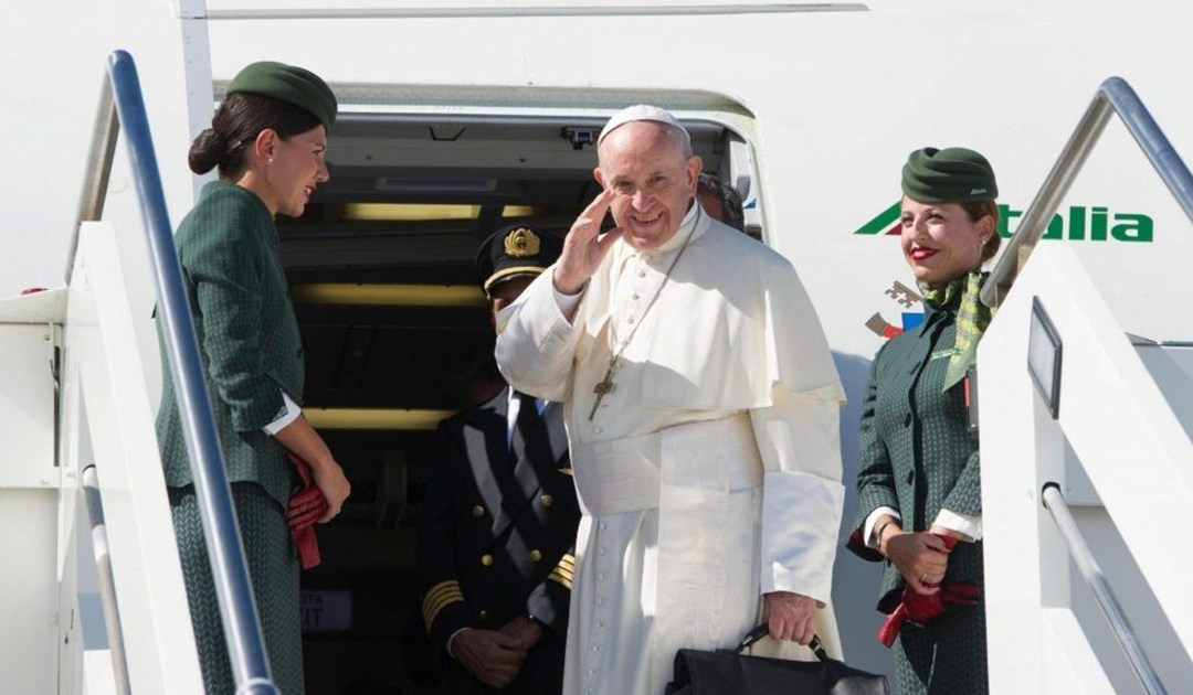 Pope Will Visit Vincentians in his Upcoming Trip to Africa