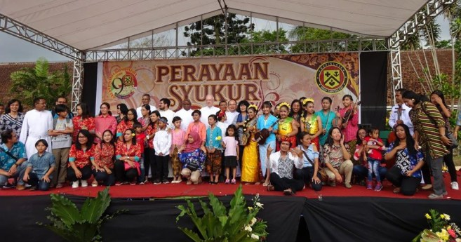 Brothers of Charity in Indonesia: 90 Years of Ministry