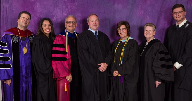 Niagara University Honors Six for Outstanding Work in the Spirit of St. Vincent De Paul