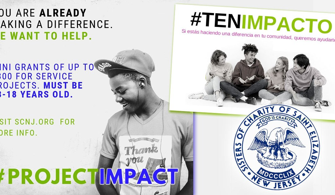 Attention Youth Ages 13-18: #ProjectImpact – Mini Grant Overview