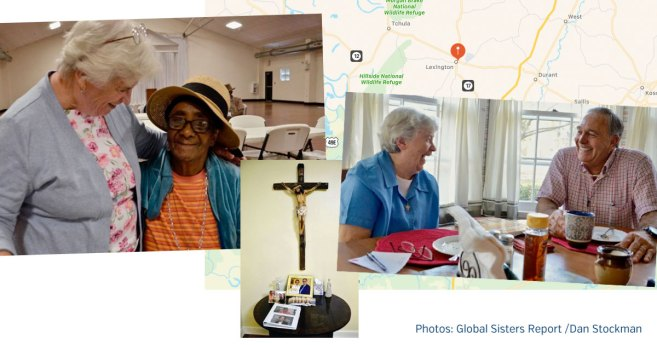 The Sisters of Holmes County, Mississippi, Integral to the Community
