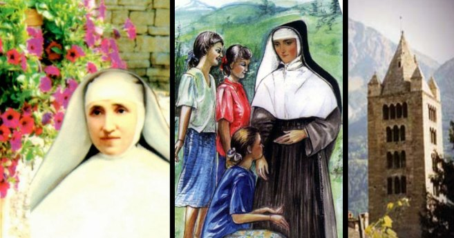 """Blessed Némésia Valle: """"Open Heart and Open Arms"""""""