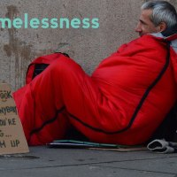 What did St. Vincent do for the Homeless?