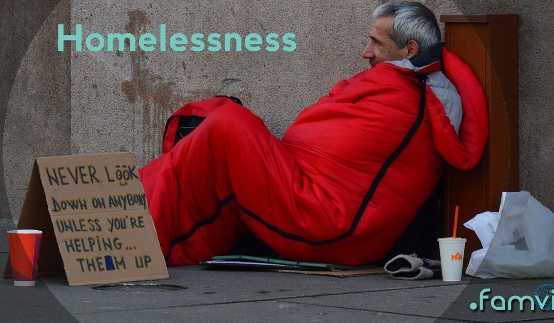 Crash Course In Homelessness In 400 Words