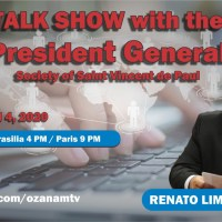 Don't Miss the Third Talk Show with SSVP President General!