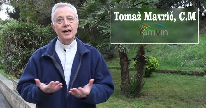 Easter Message from Father Tomaž Mavrič