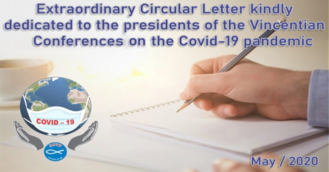 SSVP President General Issues an Extraordinary Circular Letter on the Covid-19 Pandemic