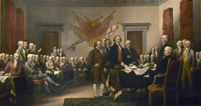 The Declaration of Independence – Read It Recently?