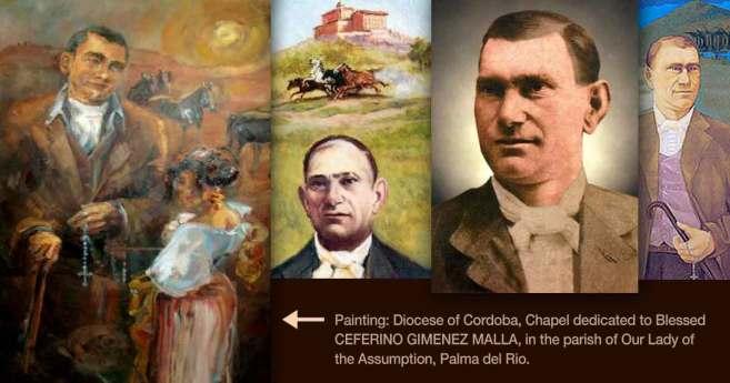Feast of Blessed Ceferino Giménez Malla (1861-1936)