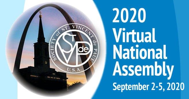 SVDP USA Virtual National Assembly