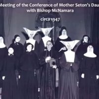 October 27: Establishment of the Sisters of Charity Federation, 1947