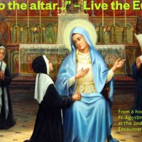 "The Message of the Miraculous Medal: ""Come to the altar""... Live the Eucharist!"