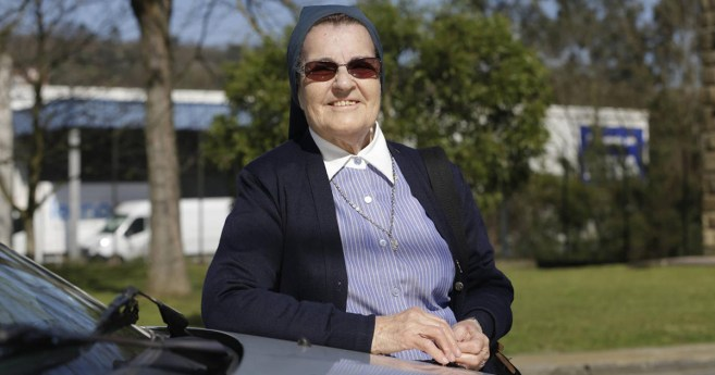 Sister Piedad Aparicio, DC: Thirty Years of Ministry with Prisoners