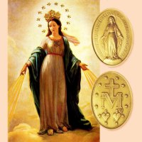 When You Turn the Miraculous Medal Over…