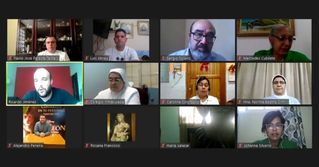 Sixth Meeting of the Confraternity of Christian Educators in Latin America
