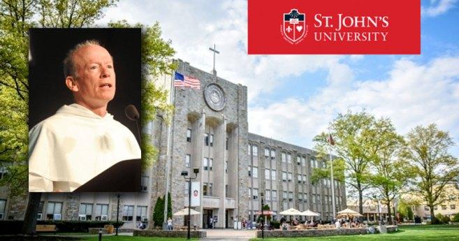 New President at St. John's University