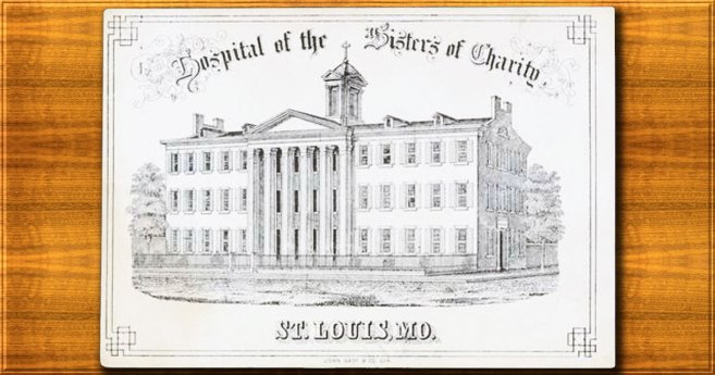 Origin of Catholic Hospitals In The U.S.A. – The Sisters of Charity of St. Elizabeth Ann Seton