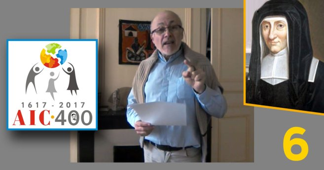 AIC Training Video Series for Feast of Saint Louise, Part 6