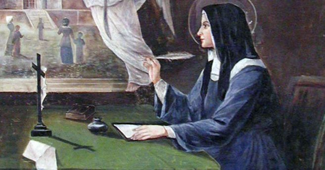 St. Louise's Road to Humility