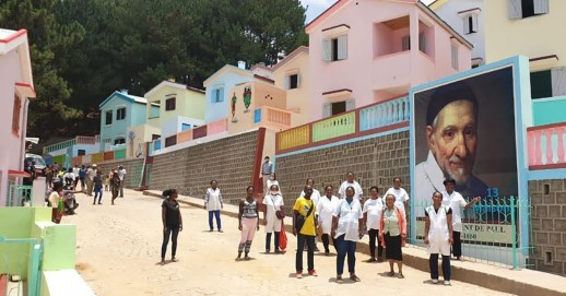 Madagascar FHA 13 Houses Campaign project