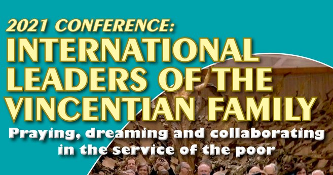 Virtual Meeting of Vincentian Family Leaders, September 16-17, 2021