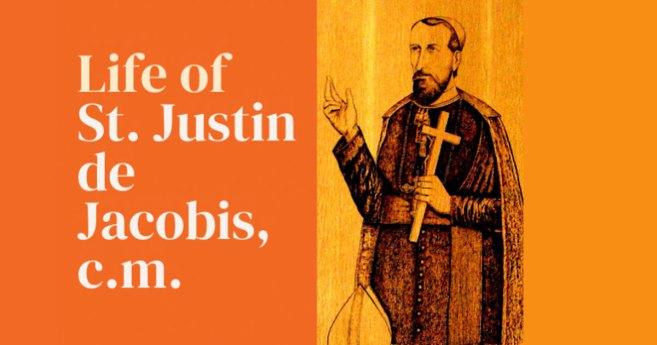 Life of St. Justin de Jacobis, C.M.