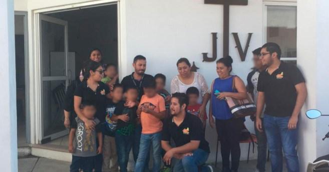 """""""Youth and Life"""" Home in Cuautla de Morelos (Mexico)"""