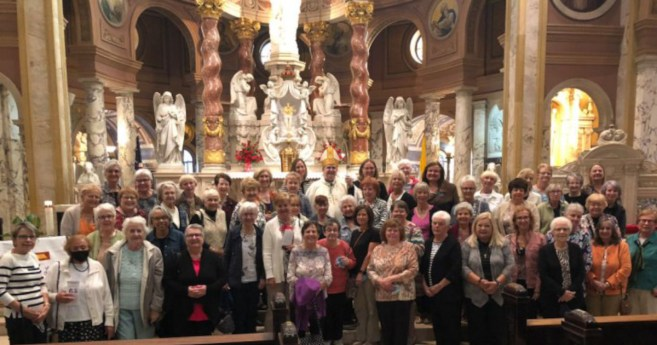 Buffalo Diocese Ladies of Charity Celebrate 80th Anniversary