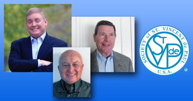 The Society of St. Vincent de Paul Adds Three National Board Members