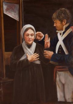 Benedicto XVI resalta testimonio de beata mártir decapitada en Revolución Francesa
