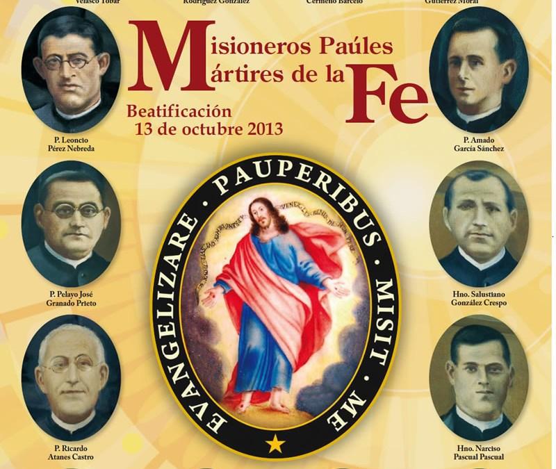Catequesis sobre los mártires