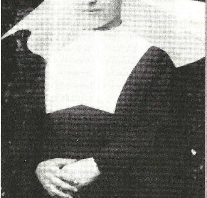 Sor Lorenza Díaz Bolaños