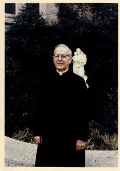 Hace 50 años, un Misionero Paúl dio la Extrema Unción al asesinado Presidente de los EE.UU., John F. Kennedy