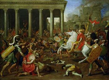 Reflexiones Vicentinas al Evangelio: 33º Domingo Ordinario