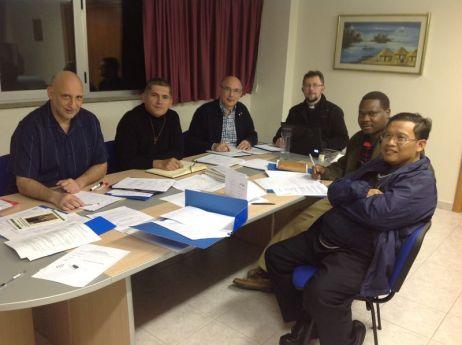 Preparando la próxima Asamblea General de la Congregación de la Misión
