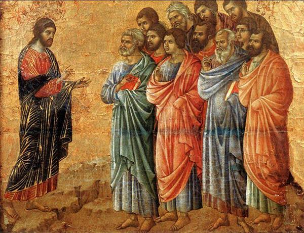 Reflexiones Vicentinas al Evangelio: Quinto Domingo de Pascua